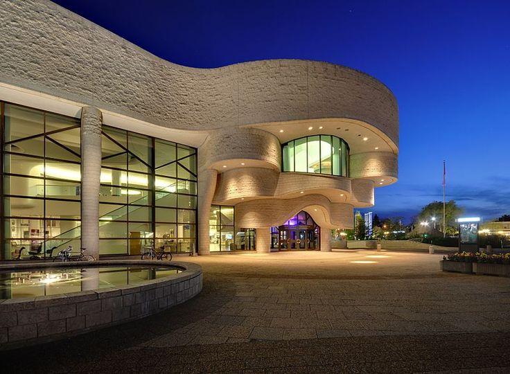 The Canadian Museum of Civilization, Gatineau, Canada