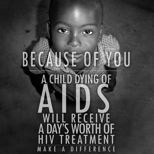 DID YOU KNOW Of All Sales At Barnabas Helps Those Who Have Been Impacted Affected With HIV AIDS In Kipkaren Kenyalives Are Being Changed