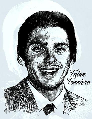 Talan Torriero is a actor