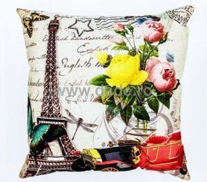 Perna decorativa Paris, 45 x 45 cm