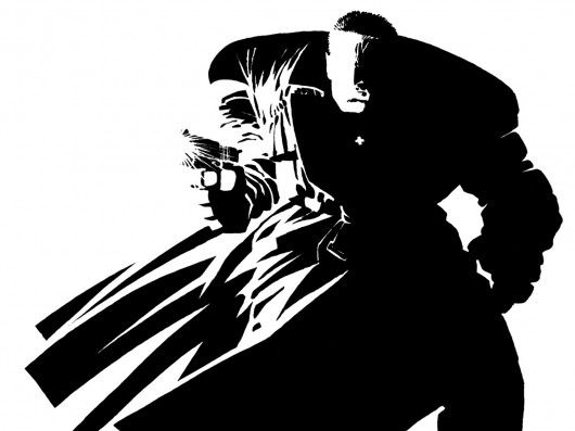 No one messes with Frank Miller
