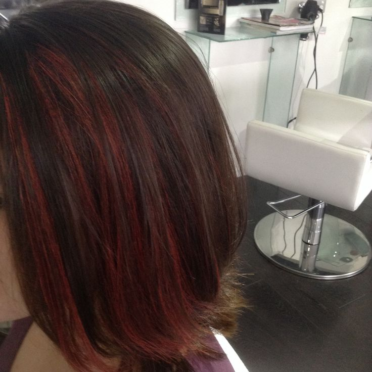 Red Hairchalk