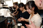 Barista course for dad, $99, from Red Balloon