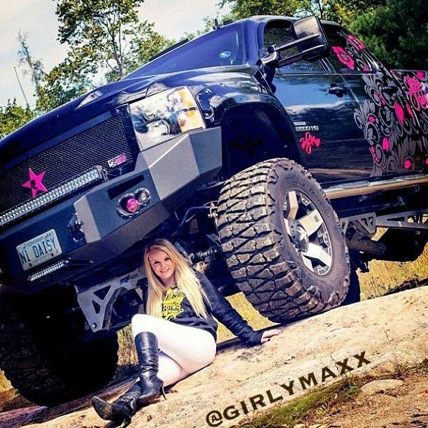 woahhh.. thats a nice truck..