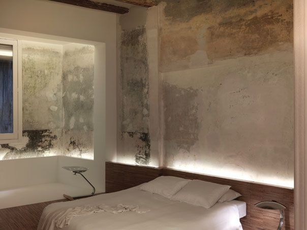 .: Wall Finish, Cruschalba, White Crusch, Rustic Wall, Crosses White, Interiors Design, Gus Wüstemann, Modern Bedrooms Interiors, Bedrooms Architecture