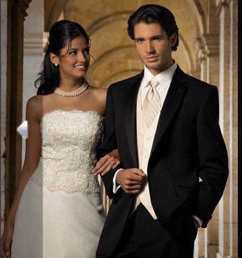 Mens Ivory Dress Shirt Wedding