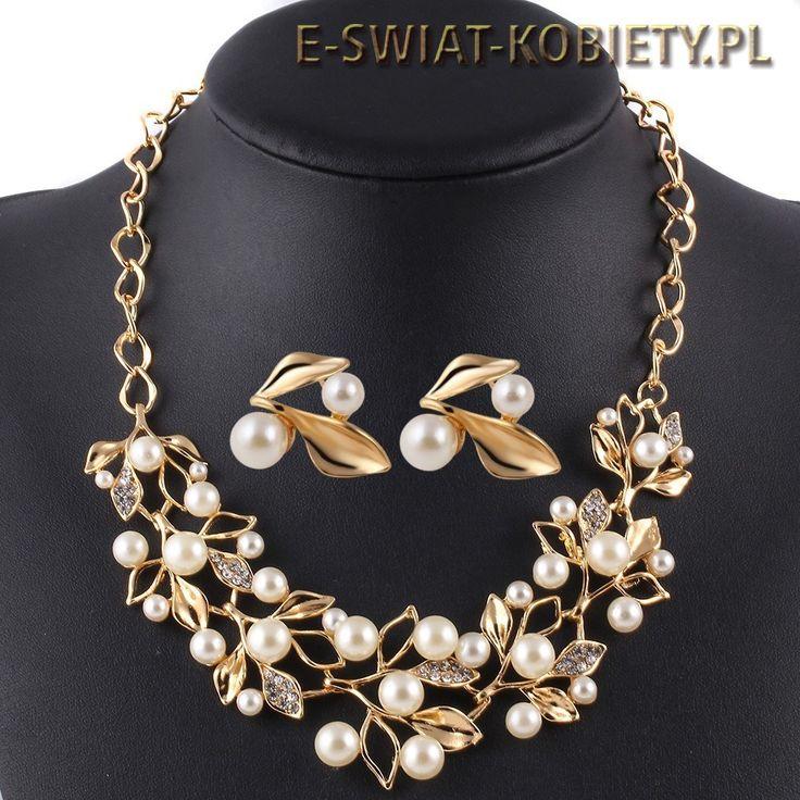 http://www.e-swiat-kobiety.pl/Piekny-komplet-bizuterii-ze-sztucznymi-perlami-pozlacany-p336