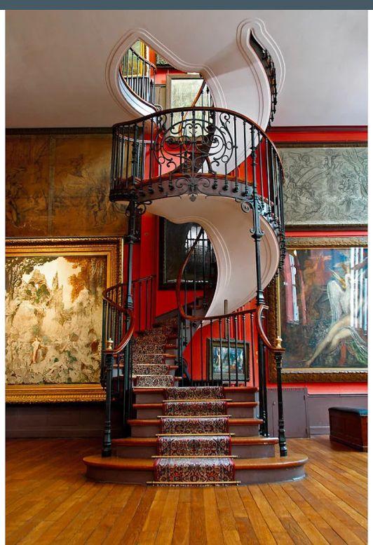 Mejores 310 im genes de escaleras originales en pinterest for Casa de diseno henry beltran