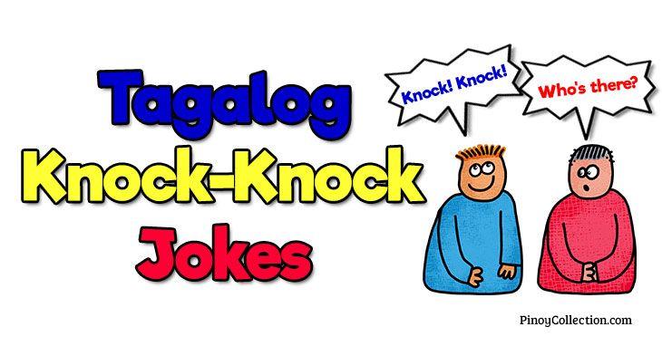 Knock Knock Jokes Tagalog Isda