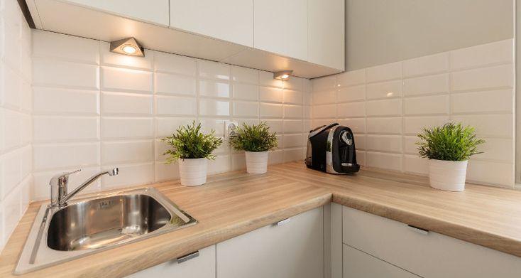 Blog Oświetlenie blatu roboczego w kuchni, co warto wybrać?