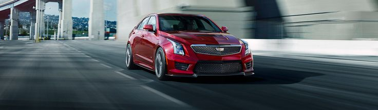 We took the power and performance of racing and tailored it to the road. The result is the ATS-V Sedan. With innovative features, an attention-grabbing exterior and a powerful 3.6L Twin-Turbo engine, everyday driving just got more exhilarating.