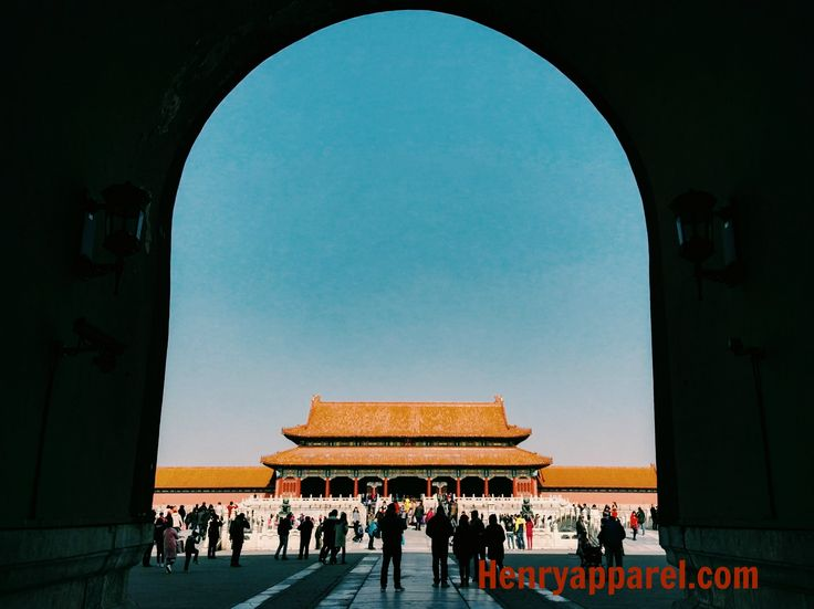 Tian'anmen Square is one of the largest city squares in the world. It is situated in the heart of Beijing, China.  Contact us for more info. www.henryapparel.com  #fashiontrends #streetstyle #mensfashion #fashion #instafashion #streetwear #mensclothing #inspiration #NewYork #factory #manufacturer #shanghai #california #China #apparel #sourcing #mensclub #lifestylewear #womenswear #womenscloth #sewing #fabric
