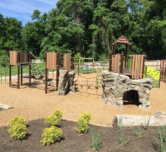 Garrison Forest School Playground