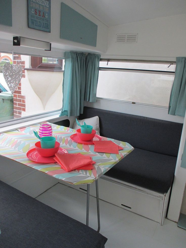 53 best images about caravan interior design ideas on for Interior caravan designs