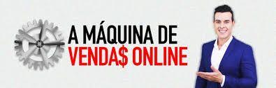 A Máquina De Vendas Online Descubra o método mais simples e fácil para ganhar dinheiro online, que qualquer pessoa de qualquer idade pode implementar apenas com um computador e com uma conexão de internet!