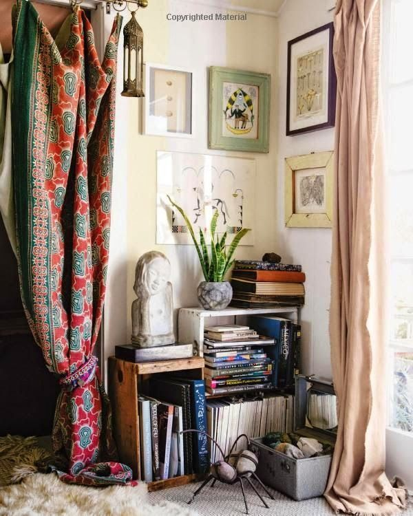 Best 25+ Bohemian Curtains Ideas On Pinterest