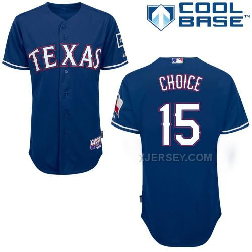 http://www.xjersey.com/rangers-15-choice-blue-cool-base-jerseys.html RANGERS 15 CHOICE BLUE COOL BASE JERSEYS Only $43.00 , Free Shipping!