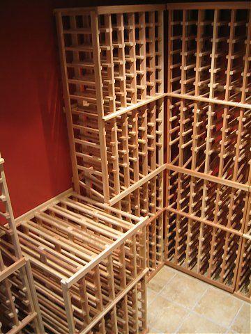 17 best ideas about homemade wine racks on pinterest homemade cellar furniture wine holders. Black Bedroom Furniture Sets. Home Design Ideas