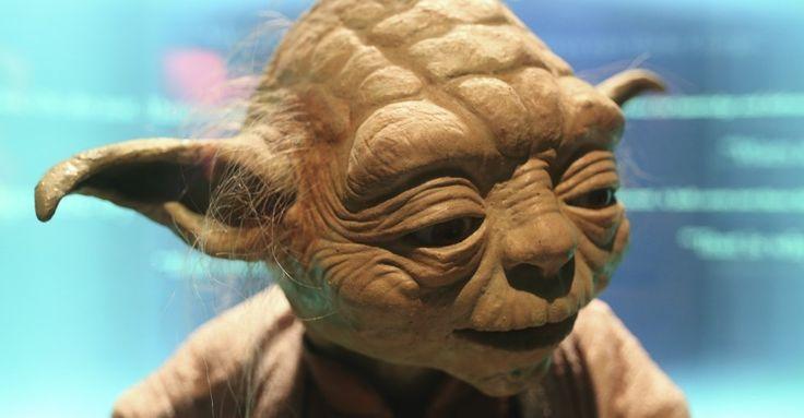 Hmmm? Linguists Explain the Way Yoda Speaks