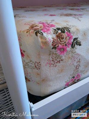 Κορίτσι Μάλαμα: Πώς να προσθέσετε λάστιχο στα σεντόνια σας! ~ How to add elastic on your sheets