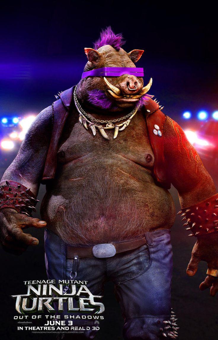 As Tartarugas Ninja: Fora das Sombras - Liberados novos pôsteres do filme! - Legião dos Heróis