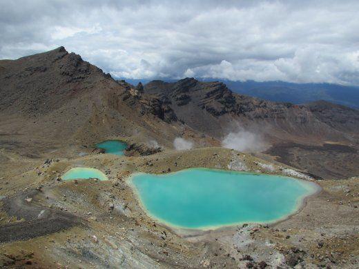 Tongariro Crossing #activeadventures.com  Kristy Gage, 'Kauri', October 2013