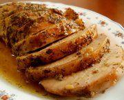 Encuentra las mejores recetas de lomo de cerdo al horno de entre miles de recetas de cocina, escogidas de entre los mejores Blogs de Cocina.