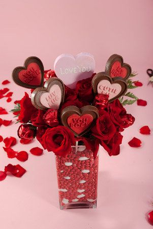 Best 25+ Valentine day table decorations ideas on Pinterest | DIY ...