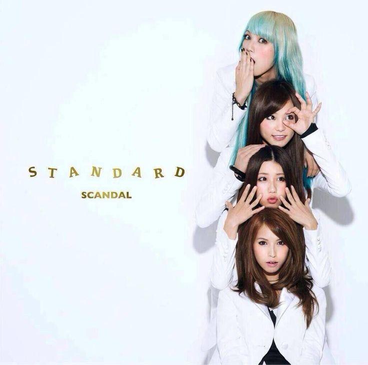 Scandal Standard - Scandal Band Jpop Picture