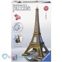 RAVENSBURGER Puzzel Eiffeltoren 3d: 216 stukjes -  Koppen.com