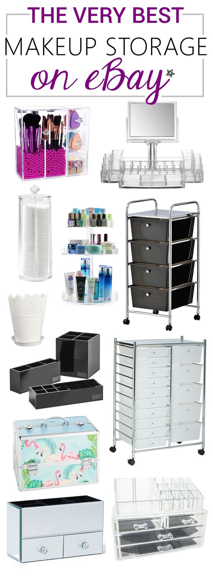 25 best ideas about ikea makeup storage on pinterest dressing table organisation makeup. Black Bedroom Furniture Sets. Home Design Ideas