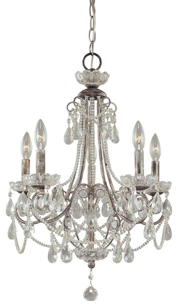 44 best images on pinterest sanaya irani bollywood and minka lavery 3134 207 5 light mini chandelier in silver arubaitofo Images
