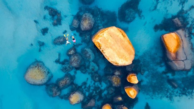 Greens Pool, William Bay National Park, Western Australia. Picture: The Vertical Project