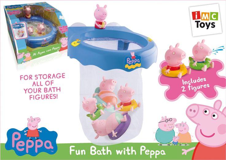 IN AQUA CON PEPPA PIG: Amazon.it: Giochi e giocattoli