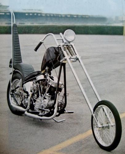 my 49 Pan head Chopper,suiside clutch,sword shifter,hd when I was 17 yrs.old!