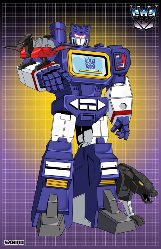 Soundwave by AJSabino.deviantart.com on @deviantART