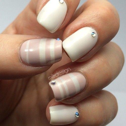 When you can't sleep, paint nails … Again  Yup. Opi don't bossa nova me around, Essie baby's breath and swarovskis from @The Nail Room ✨   #nails #nailart #girlynailsdeluxe  #nails2inspire  #craftyfingers #nailartoohlala #notd  #thenailartstory #hairandnailfashion #nailartofficial #nailitdaily #perfectnails3 #nailsandpolkadots #rockyournails #ournailworld #cfyl #sgnailartpromote #nailfeature #nailartpromote #lookpastelnail  #perfect_polishes #nailartwow ...