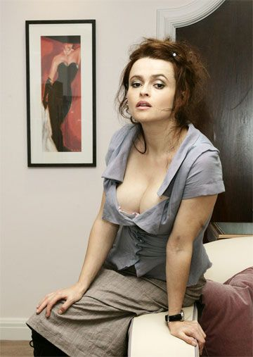 Let's Helena bonham carter hot naked with