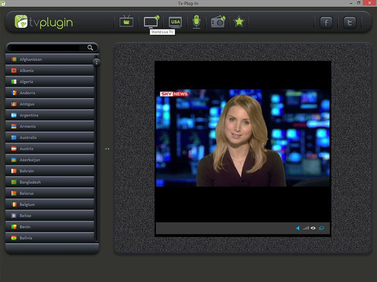 Get the best online tv software available the tvplugin
