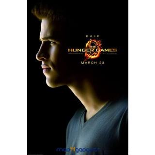 Συλλεκτική Αφίσα Gale Hawthorne - Hunger Games - αυθεντικό προϊόν, περιορισμένη έκδοση, μόνο για 2,500 κομμάτια με μέγεθος (68,6 x 101,6).  by #mad4gadgets (www.mad4gadgets.gr) #hungergames