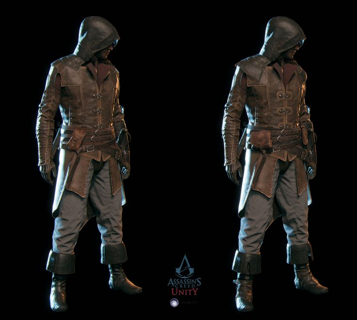 Assassin's Creed Unity - Characters - Page 4