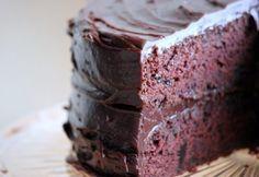 Einfache Schokoladentorte | erdbeerlounge.de