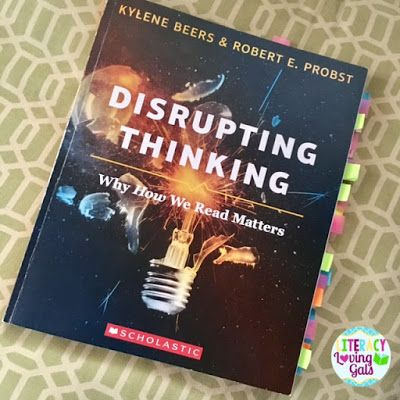 Tips, Tweets & Advice from Kylene Beers and Robert E. Probst, Authors of Disrupting Thinking