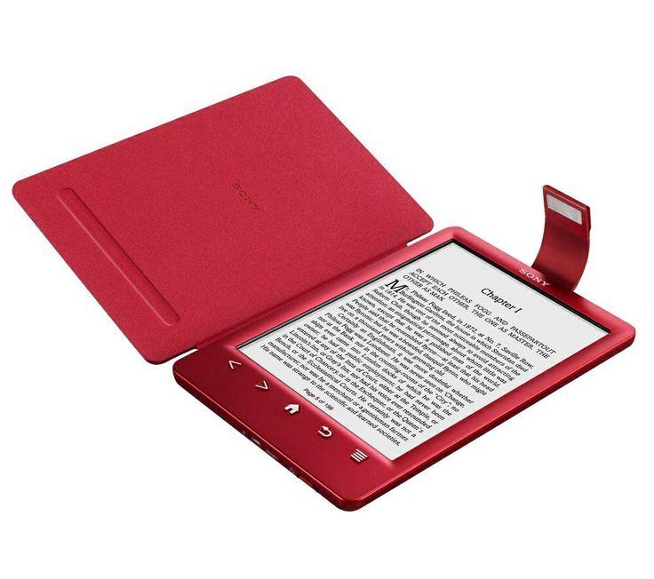 Liseuse de livres numériques (ePub, PDF...) à encre électronique Sony PRS-T3. Écran et clavier tactile, intégration d' #Evernote, navigateur web. Mémoire interne 2 Go extensible à 32 Go via carte #MicroSD. Recharge par #MicroUSB, transfert de données via #Wifi ou câble #USB. Confort de lecture proche du papier et bien meilleur que sur les écrans d'ordinateurs, tablettes, smartphones fatigants pour cet usage. Gestion de bibliothèque possible avec l'application Calibre #ebooks #ereader #BOB