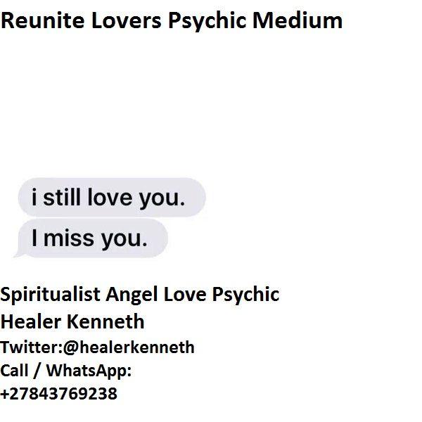 Award Winner Psychic Healer, Call / WhatsApp: +27843769238