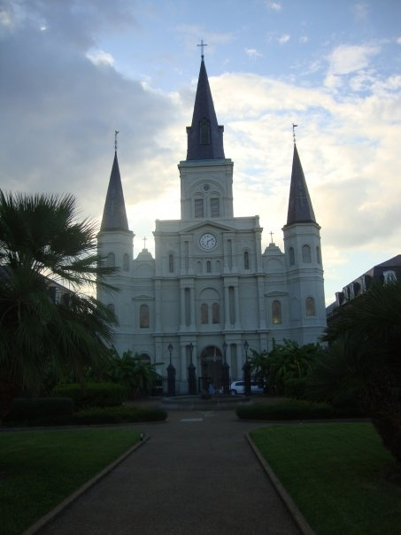 St. Louis Cathedral ~ New Orleans