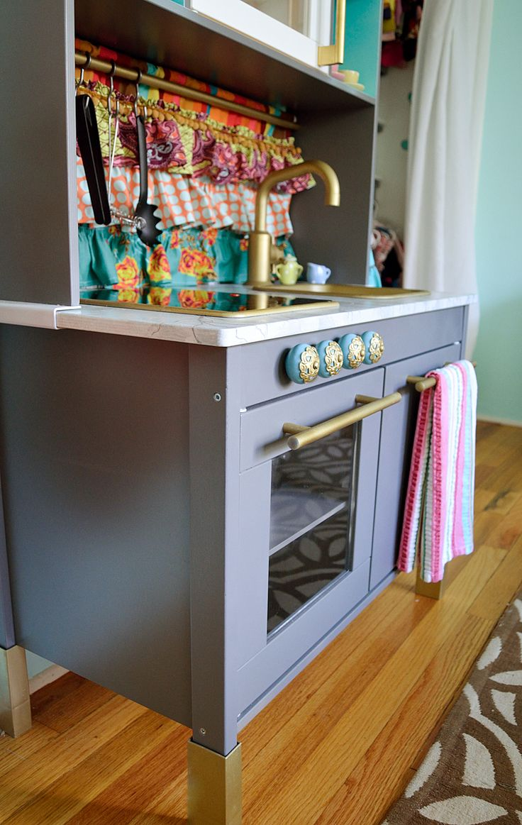 17 best images about ikea duktig play kitchen makeovers hacks on pinterest ikea hacks plays - Kitchen wow mini makeovers ...