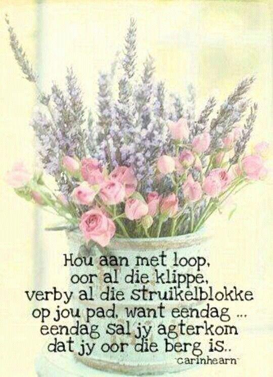 Hou aan met loop....#Afrikaans #Heartaches&Hardships #Success __carinhearn