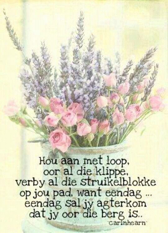 Hou aan met loop....#Afrikaans #Heartaches&Hardships #Success