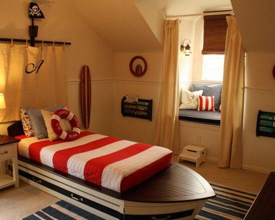 Toddler Boy Bed Ideas: 17 Best Ideas About Boat Beds On Pinterest